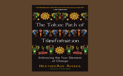 Episode 28 – The Toltec Path to Transformation with Audrey McMorrow & Bodhi Simpson