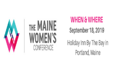Episode 40 – Maine Women's Conference with Jodi Flynn & Abbie McGilvery