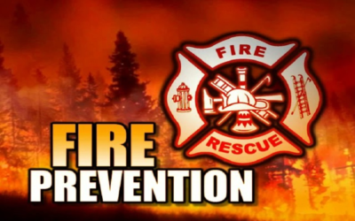 Episode 39 – Fire Prevention Safety  Tips with Deputy Fire Chief Steve Sloan