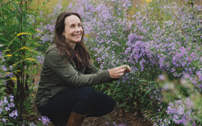 Episode 57 – Ecological Landscaping to Enhance Nature with Deborah Perkins