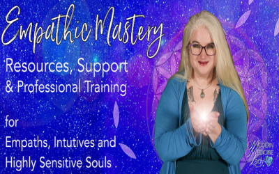 Episode 61 – Empathic Mastery with Jennifer Moore – Part 2